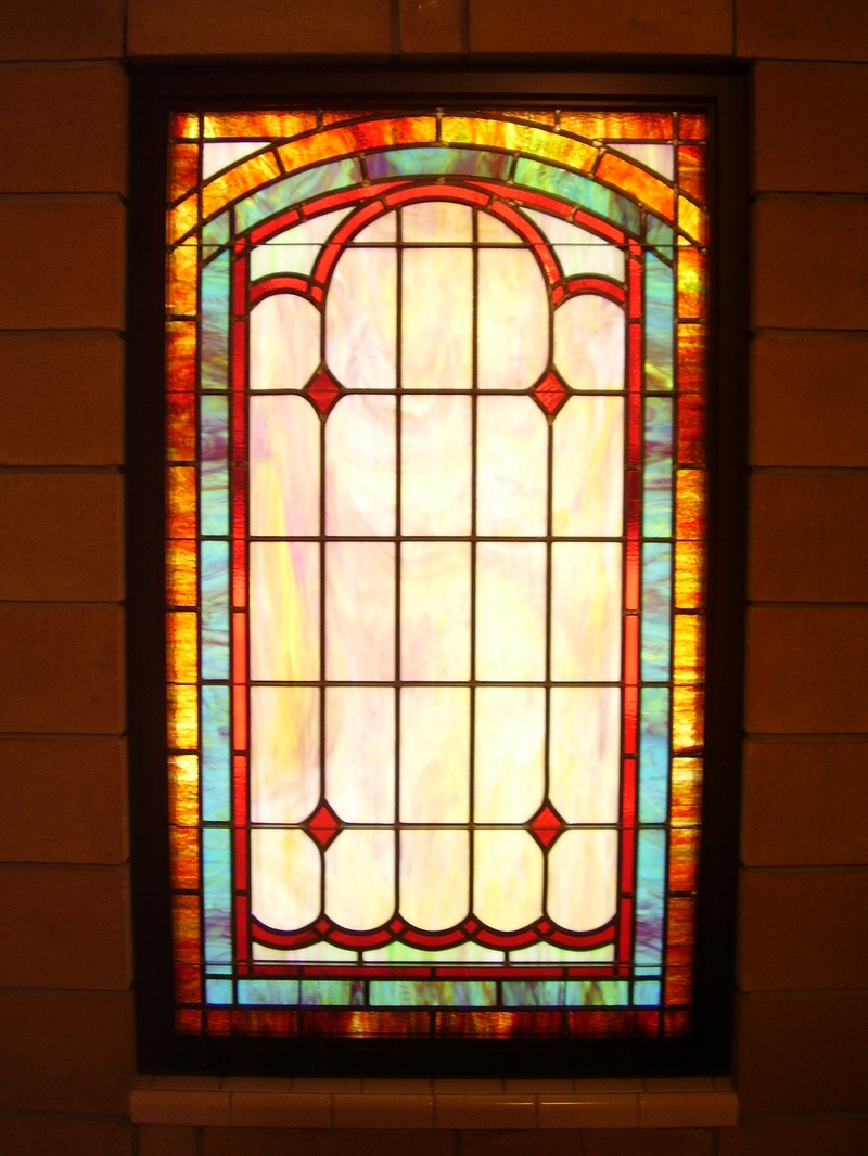 Categories Opalescent Glass Windows