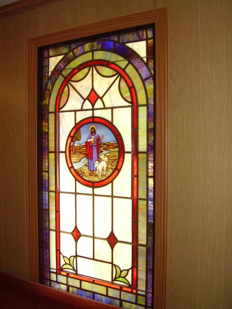 Churches Stained Glass Windows Virginia Beach Va